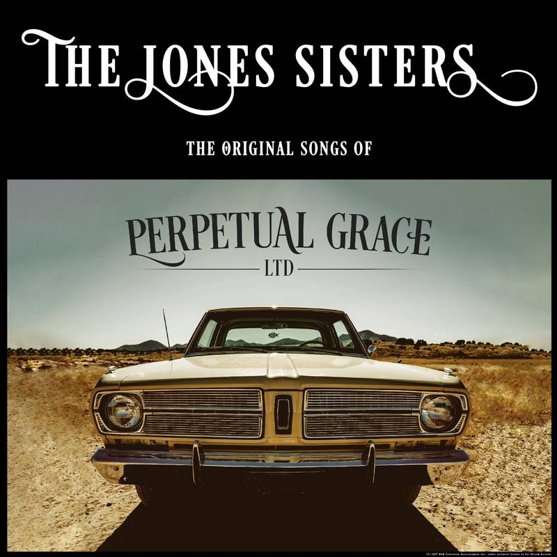 Soundtrack/Perpetual Grace (Jones Sisters) [LP]