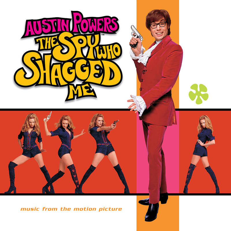 Soundtrack/Austin Powers: The Spy Who Shagged Me [LP]