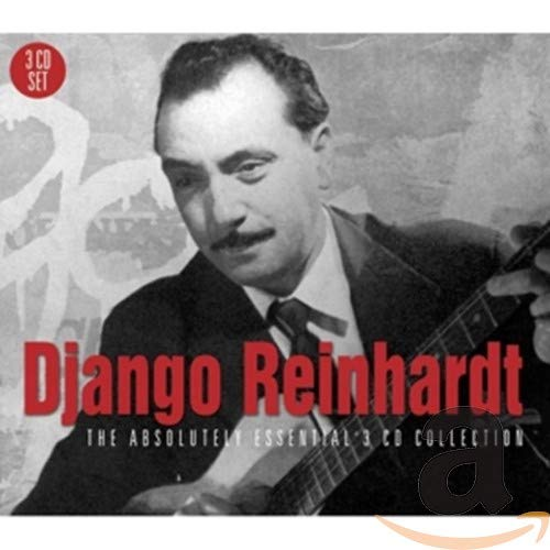 Reinhardt, Django/Absolutely Essential [CD]