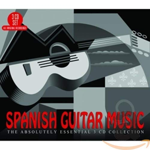 Spanish Guitar Music/Absolutely Essential 3 CD Collection [CD]
