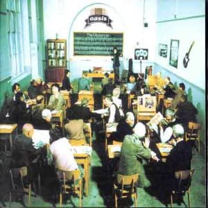 Oasis/The Masterplan [LP]
