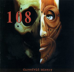 108/Threefold Misery [LP]