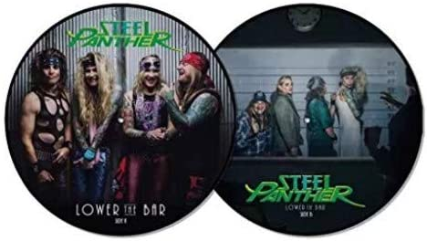 Steel Panther/Lower The Bar (Picture Disc) [LP]