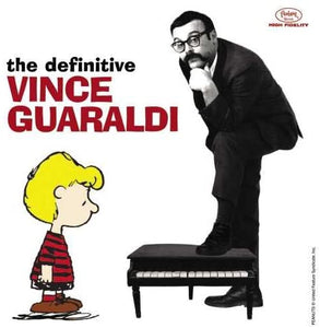 Guaraldi, Vince/The Definitive (4LP Box) [LP]