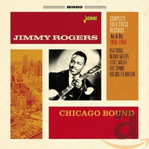 Rogers, Jimmy/Chicago Bound: Complete Solo Chess Records [CD]
