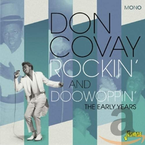 Covay, Don/Rockin' And Doowoppin' [CD]