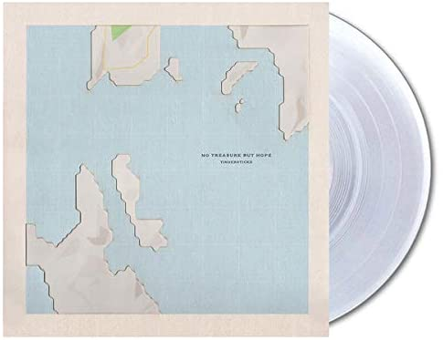 Tindersticks/No Treasure But Hope (Limited Edition Clear Vinyl) [LP]