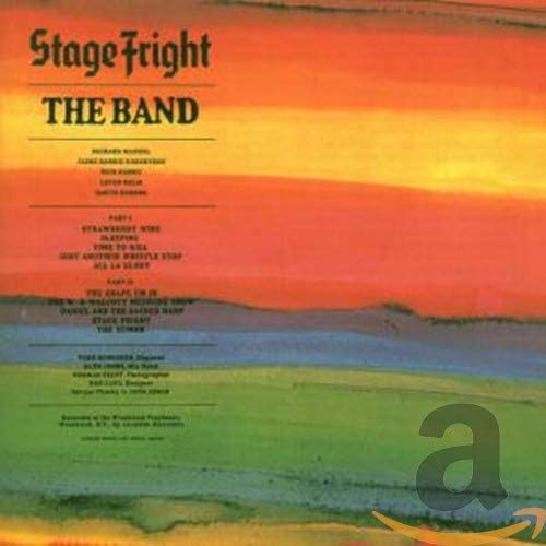 Band, The/Stage Fright [CD]