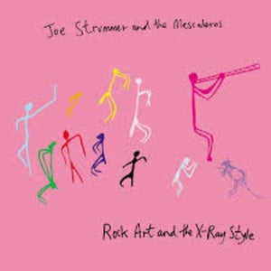 Strummer, Joe/rock Art and the X-Ray Style (2012 Remaster) [LP]