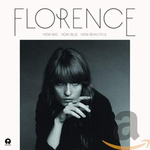 Florence + The Machine/How Big, How Blue, How Beautiful [CD]
