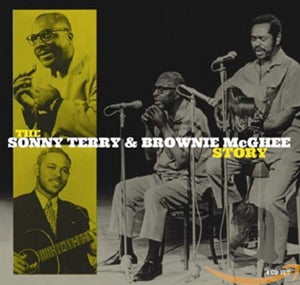 Terry, Sonny & Brownie McGhee/Story (4CD Set) [CD]