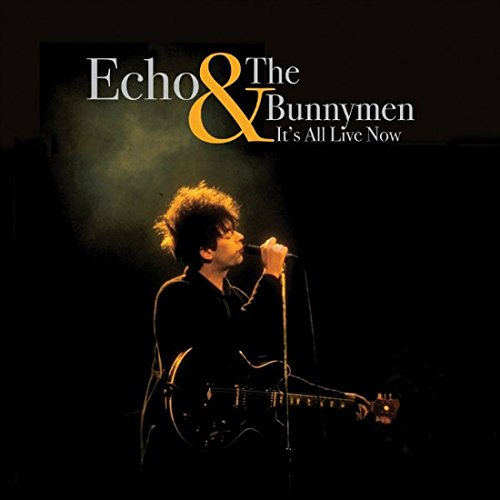Echo & The Bunnymen/It's All Live Now [LP]
