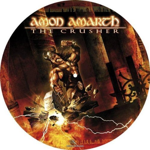 Amon Amarth/The Crusher [LP]
