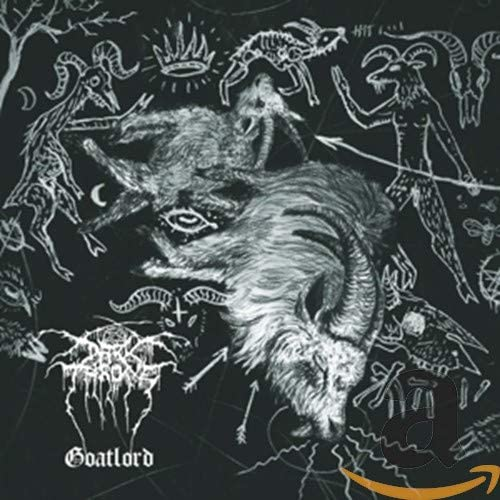 Darkthrone/Goatlord [CD]