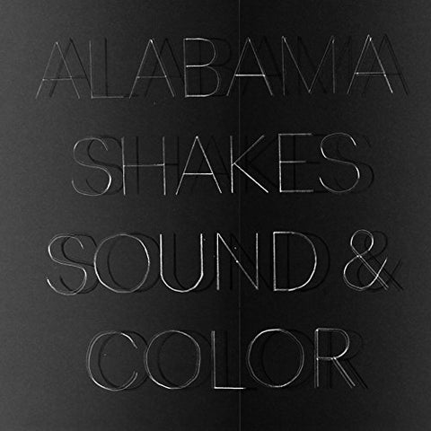 Alabama Shakes/Sound & Color (Clear Vinyl) [LP]