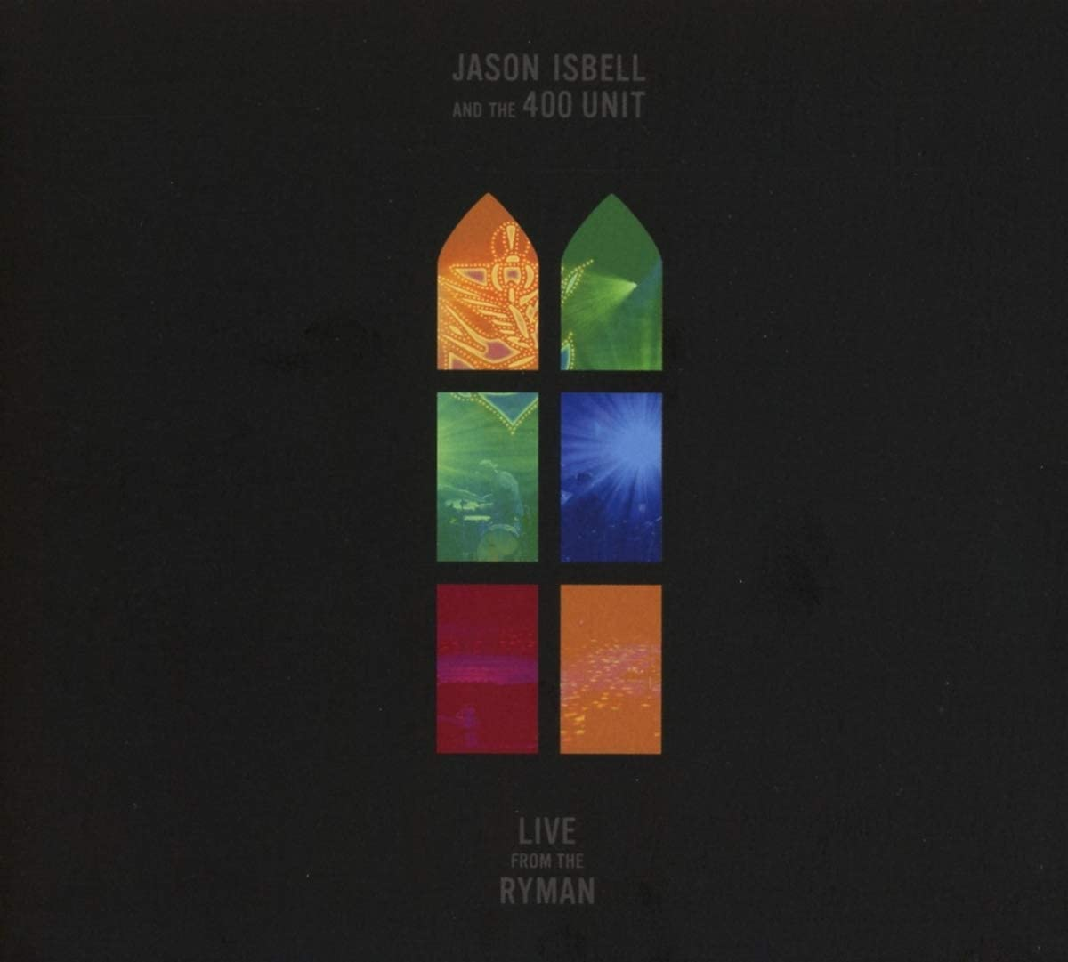 Isbell, Jason/Live From The Ryman In Nashville [CD]
