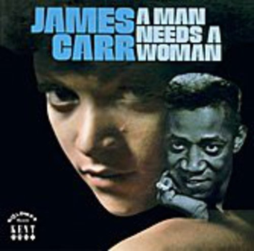 Carr, James/A Man Needs A Woman [LP]