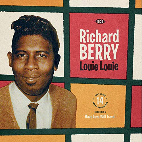 Berry, Richard/Louie Louie [LP]