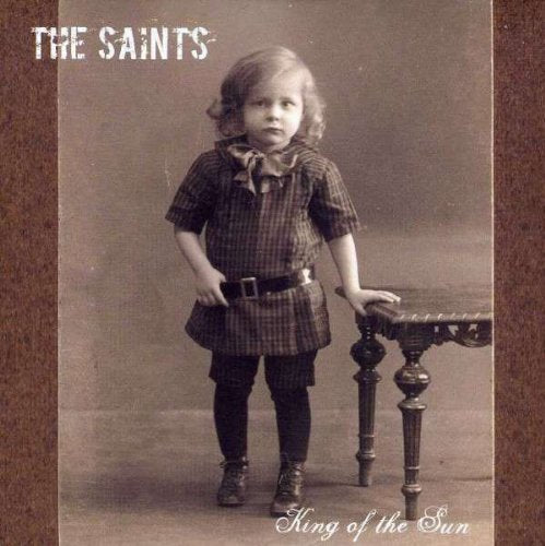 Saints, The/King of the Sun [CD]