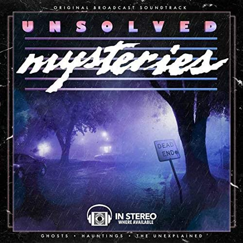 Soundtrack/Unsolved Mysteries [LP]