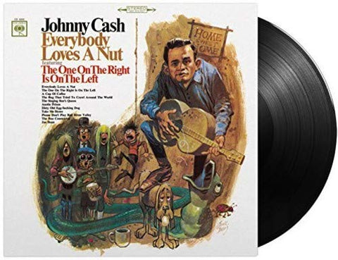 Cash, Johnny/Everybody Loves A Nut [LP]