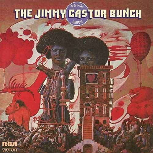 Castor, Jimmy/It's Just Begun [LP]