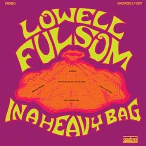 Fulson, Lowell/In A Heavy Bag [LP]