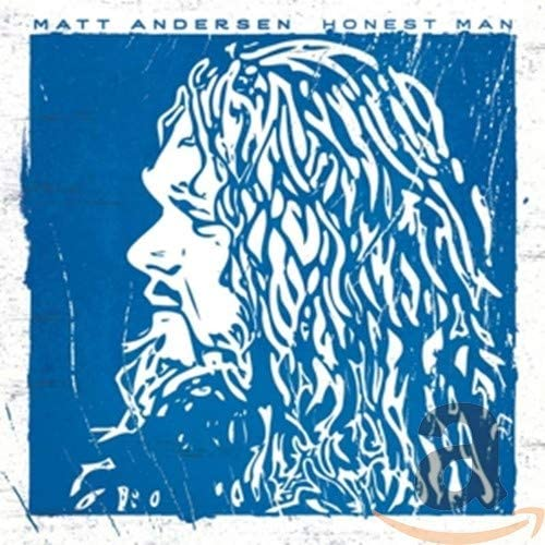 Andersen, Matt/Honest Man [CD]