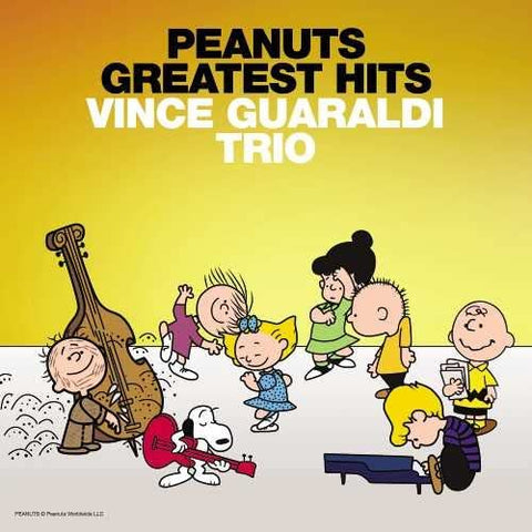 Guaraldi, Vince/Peanuts Greatest Hits [LP]