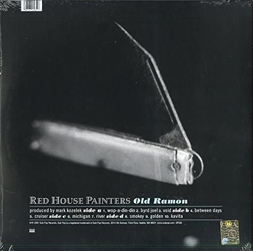 Red House Painters/Old Ramon (2LP) [LP]