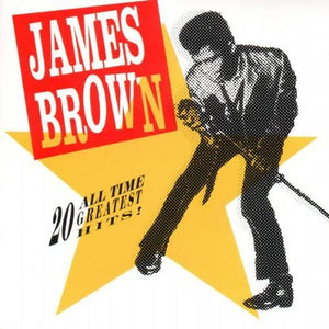 Brown, James/20 All Time Greatest Hits [CD]
