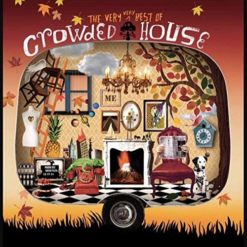 Crowded House/The Very Very Best of [LP]
