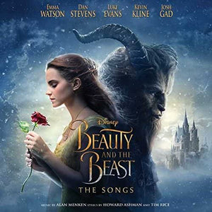 Soundtrack/Beauty And The Beast (Blue Vinyl - 2017 Film) [LP]