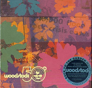 Various Artists/Woodstock: Back to the Garden (5LP Box) [LP]