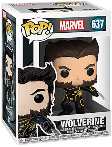 Pop! Vinyl/Wolverine with Jacket - X-Men [Toy]