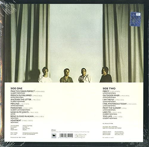 Wire/Chairs Missing [LP]