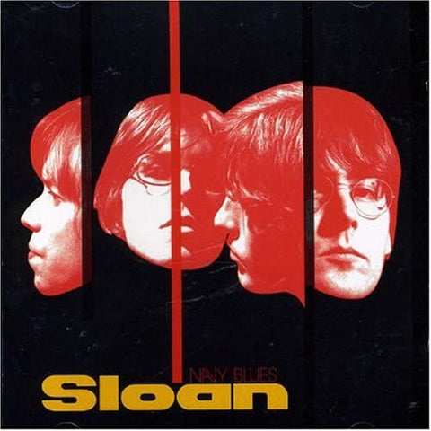 Sloan/Navy Blues [LP]