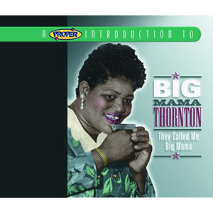 Thornton, Big Mama/An Introduction To [CD]