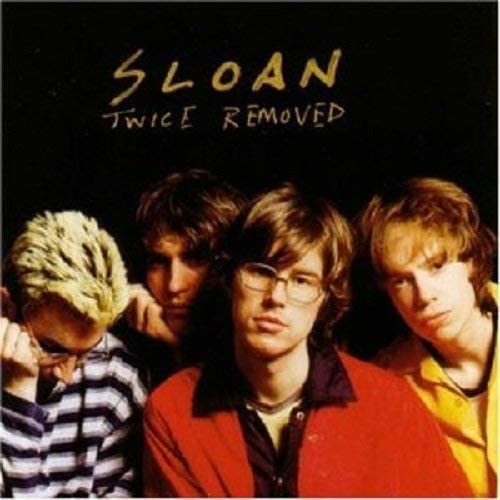 Sloan/Twice Removed [LP]