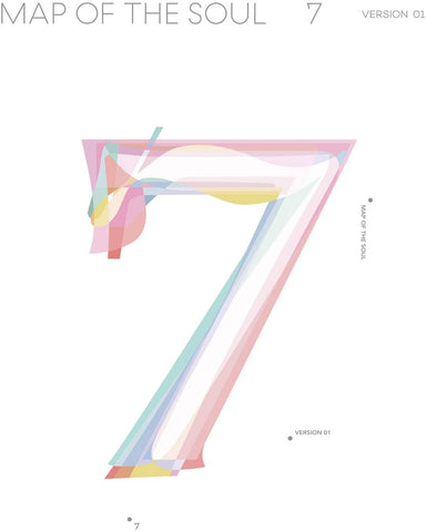 BTS/Map Of The Soul: 7 [CD]