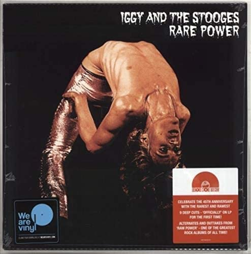 Iggy And The Stooges/Rare Power [LP]