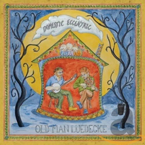 Old Man Luedecke/Domestic Eccentric [CD]