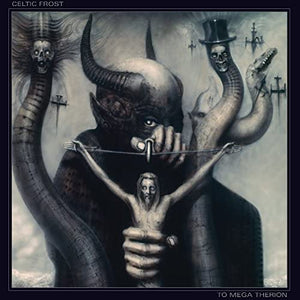 Celtic Frost/To Mega Therion [LP]