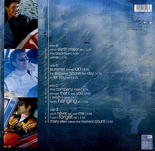 A-Ha/Minor Earth Majoy Sky (Deluxe) (2LP) [LP]