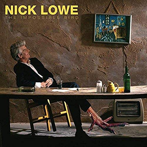 Lowe, Nick/The Impossible Bird [LP]