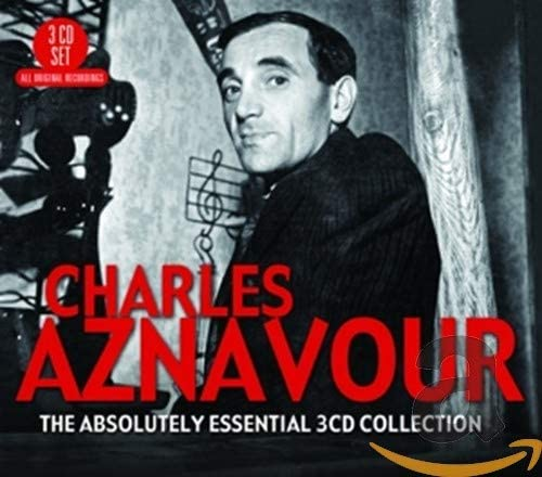Aznavour, Charles/The Absolutely Essential 3CD Collection [CD]