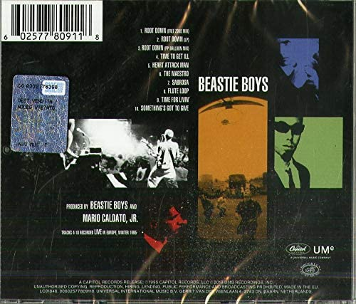 Beastie Boys/Root Down [CD]