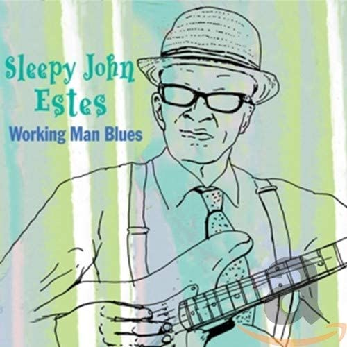 Estes, Sleepy John/Working Man Blues (25 Tracks) [CD]