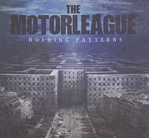 Motorleague, The/Holding Pattern [CD]