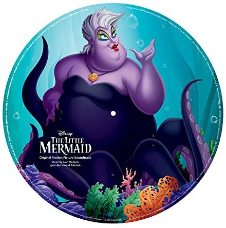 Soundtrack/The Little Mermaid (Picture Disc) [LP]